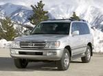 Toyota Land Cruiser 100 2005 года